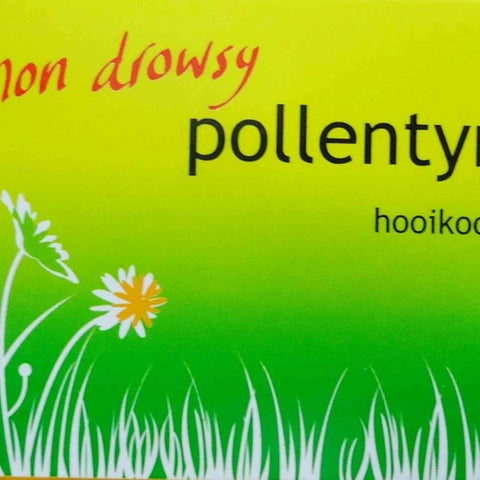 Pollentyme ND Tablets 30s