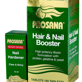 Prosana Hair & Nail Booster 180 Tablets