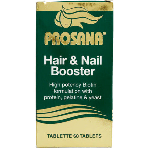 Prosana Hair & Nail Booster 60 Tablets