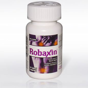 Robaxin 500mg Tablets 50s
