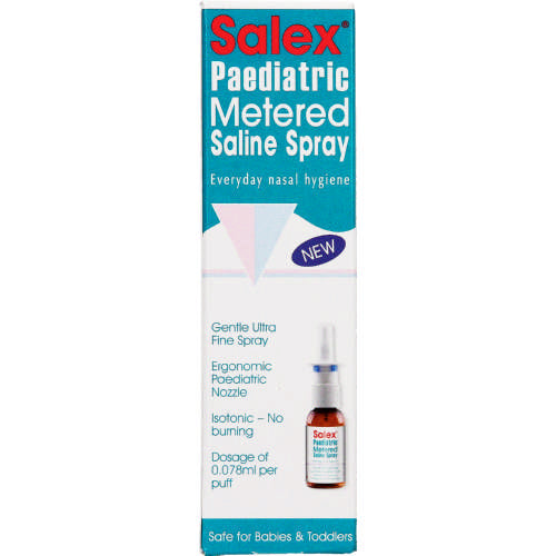 Salex Paediatric Nasal Spray 30ml