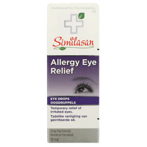 Similasan Allergy Eye Relief Drops 10ml