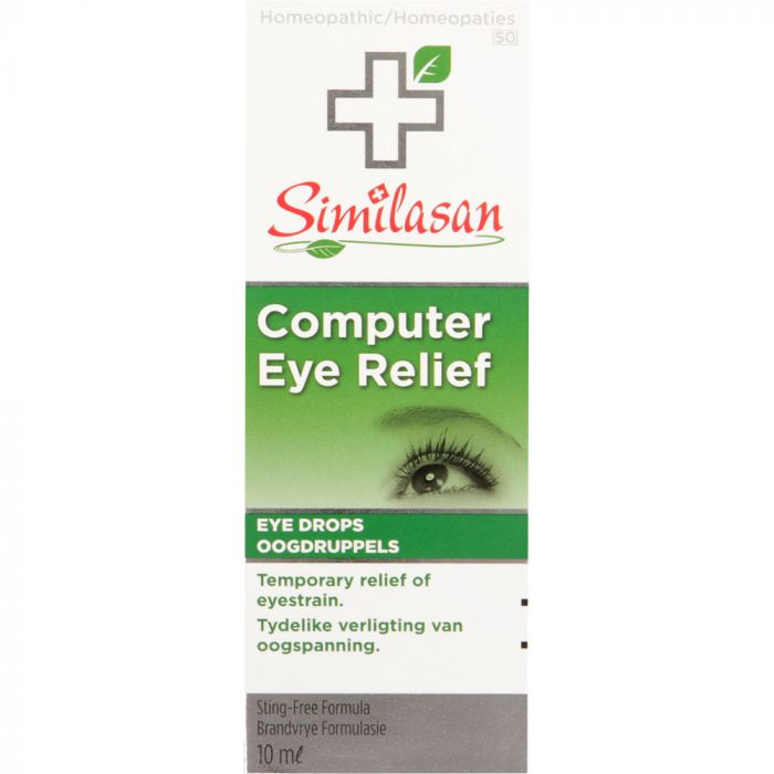 Similasan Computer Eye Relief Drops 10ml