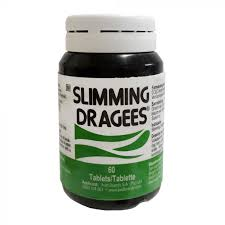 Slimming Dragees 60 Tabs