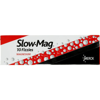 Slow-Mag Fizzies 10 Effervescent Tablets
