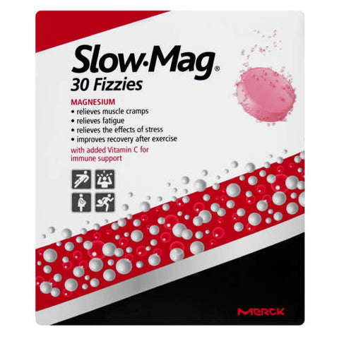 Slow-Mag Effervescent 30 Tabs