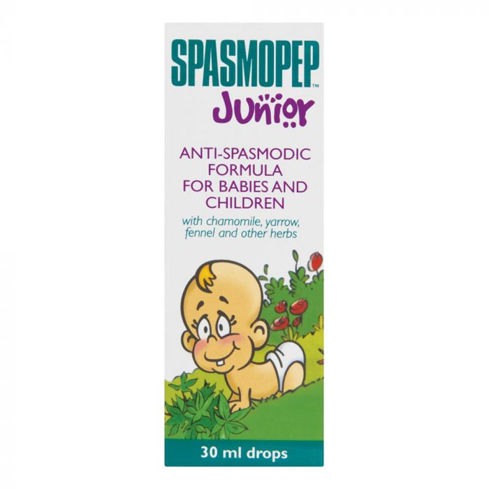 Spasmopep Junior Drops 30ml