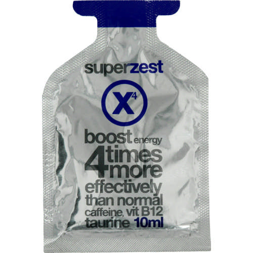 Superzest x4 10ml