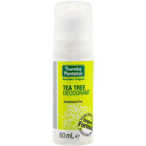 Tea Tree Deodorant Original 60ml