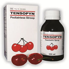 Tensopyn Paediatric Syrup 100ml