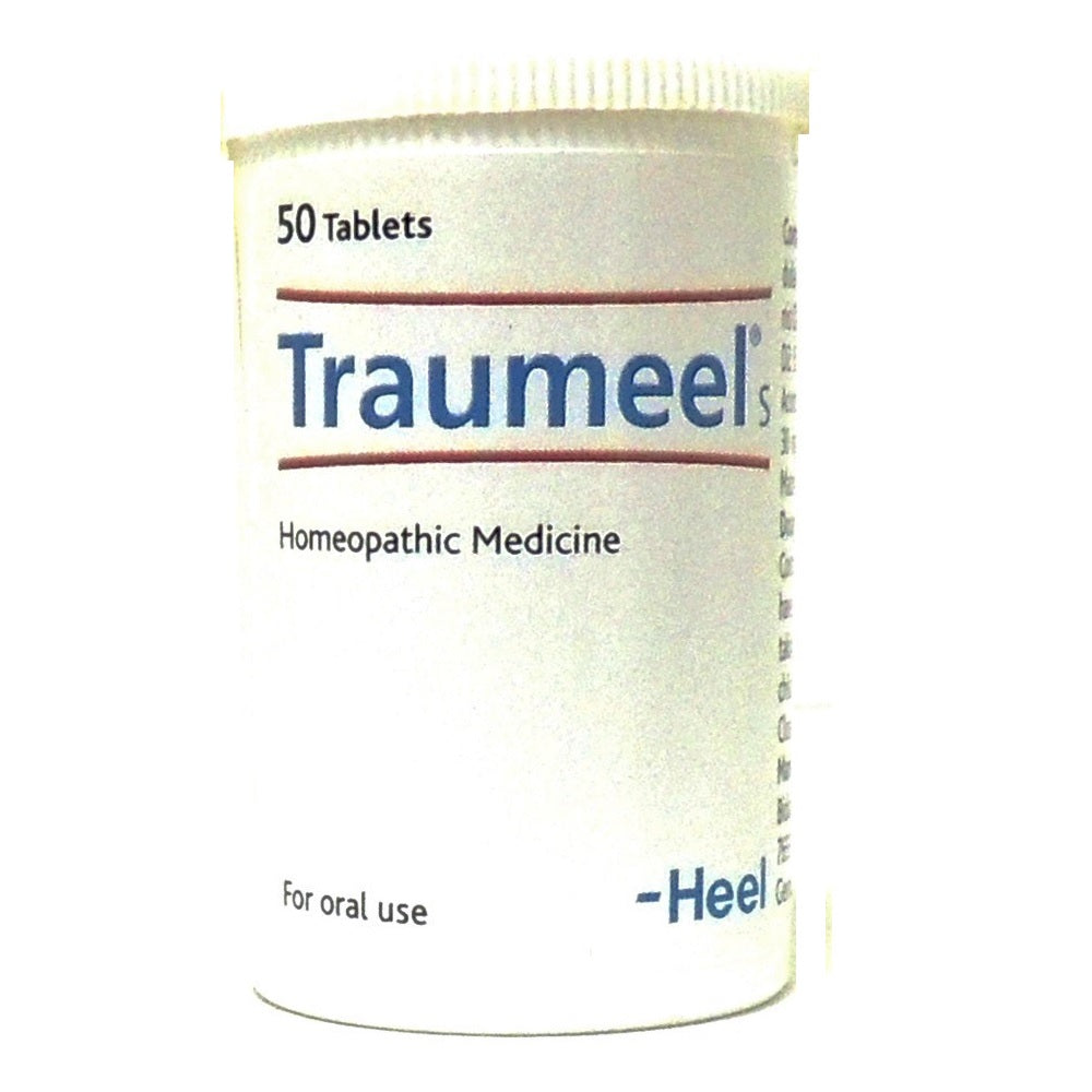Traumeel Tablets 50s