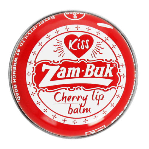Zam-Buk Kiss Lip Balm Cherry 7g