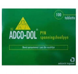 Adco-dol Headache Tablets 100s