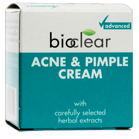 Bioclear Acne and Pimple cream 50ml