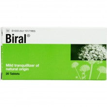 Biral 20 Tablets