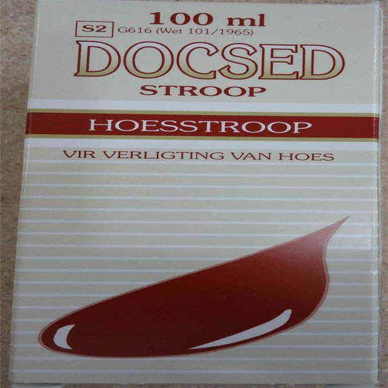 Docsed Syrup 100ml