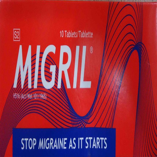 Migril Headache Tablets 10s