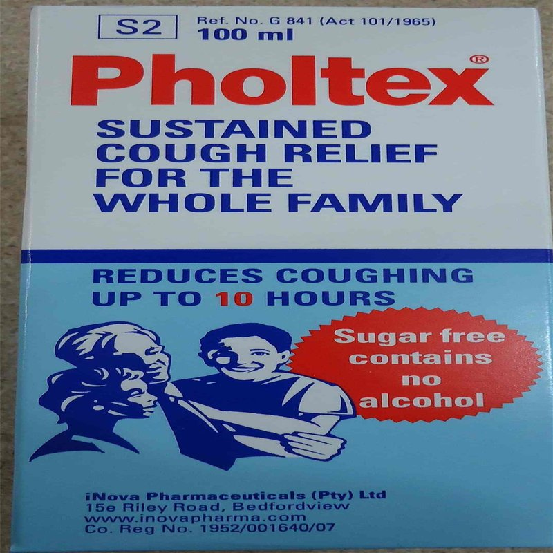 Pholtex Forte Syrup 100ml