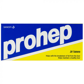 Prohep Tablets 20's