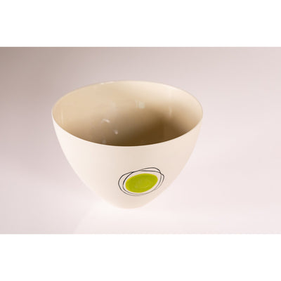 AT31 Rounded bowl, by Ali Tomlin, available at Padstow Gallery, Cornwall