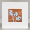 Small enamel on copper by Janine Partington, available at Padstow Gallery, Cornwall
