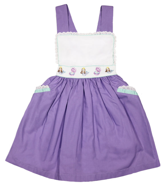 Christian Elizabeth Pearl Mermaid Dress