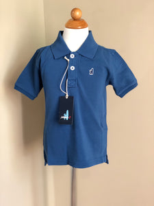 Johnnie-O 3-button polo - Midnight