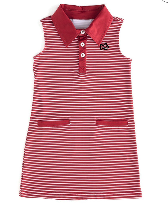 Prodoh Crimson Gameday Performance Dress