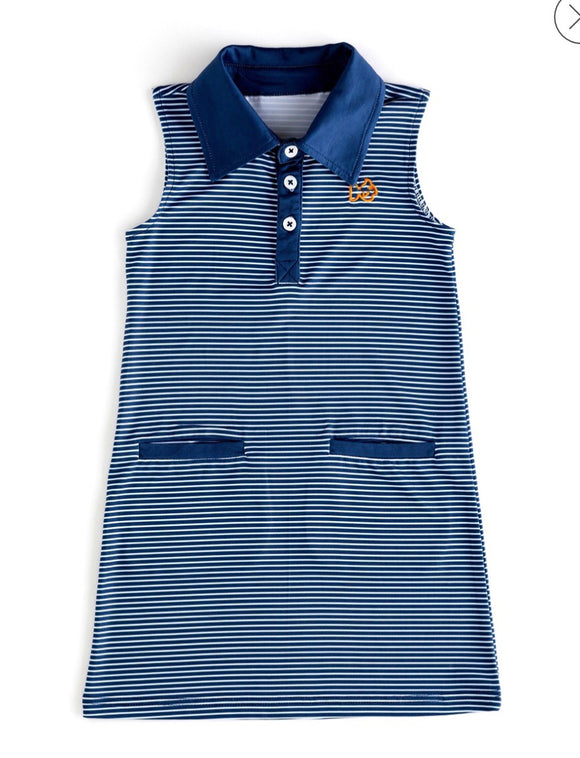 Prodoh Navy Gameday Performance Dress