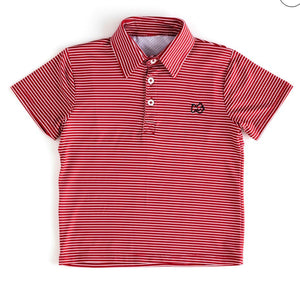 Prodoh Crimson Performance Gameday Polo