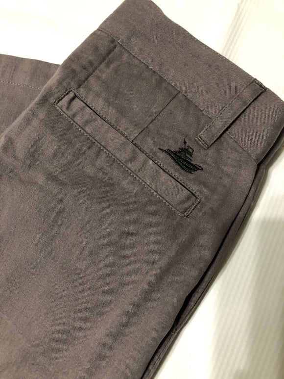 Southbound Flat front dress pants - Charcoal