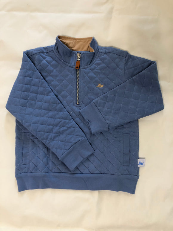 Southbound Quilted Pullover