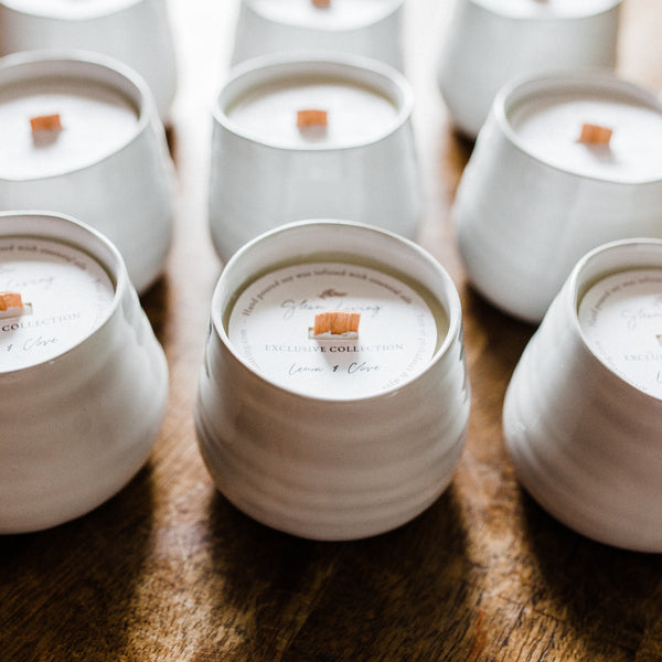 Light + Linger Candle Set