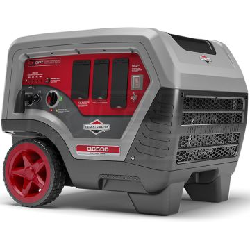 Briggs & Stratton Q6500 - 5000 Watt QuietPower™ Series Portable Inverter Generator