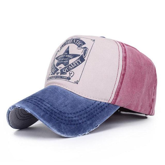 Perfect Service Distressed Cap