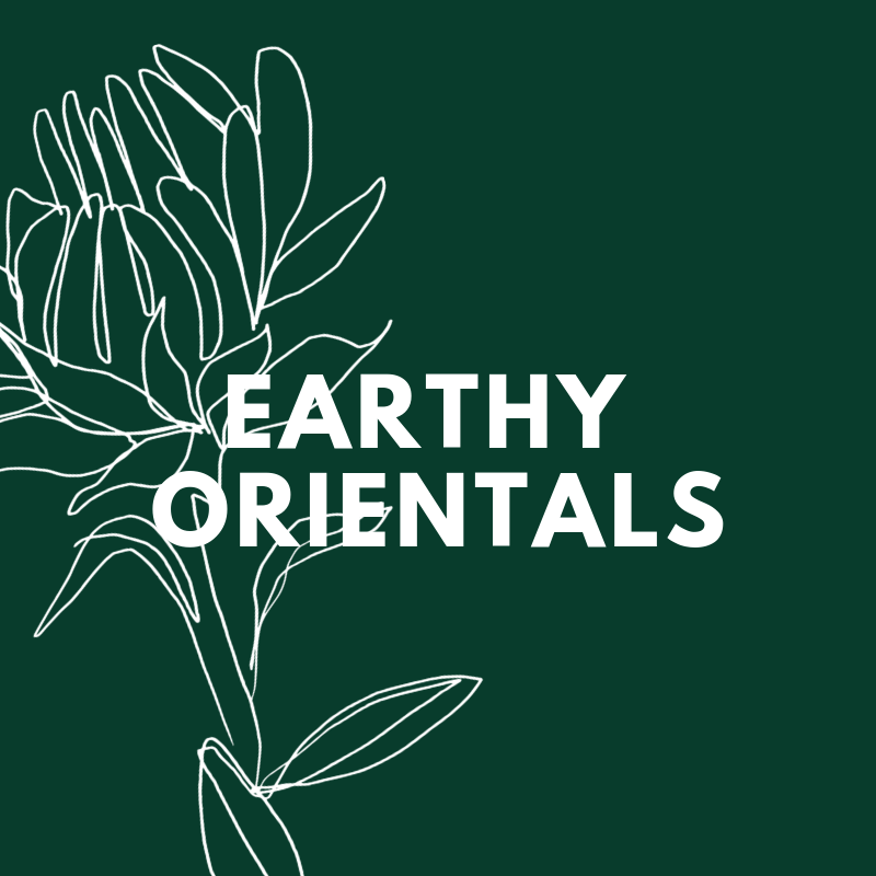 Earthy Orientals Sample Pack