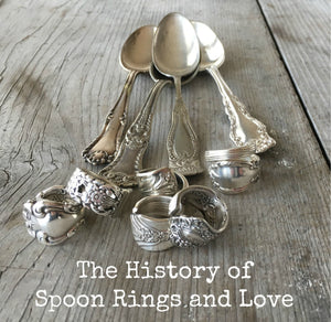 Spoon Rings and Love Over the Ages – A Unique History