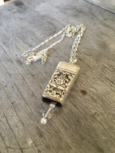 Knife Bell Necklace - CORONATION - #3995