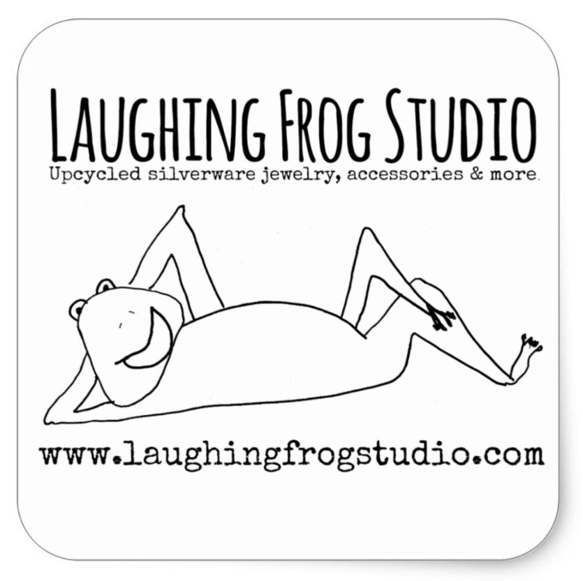 Laughing Frog Studio Stickers - 3