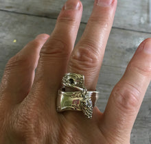 Spoon Ring - NEW ELEGANCE - #4054