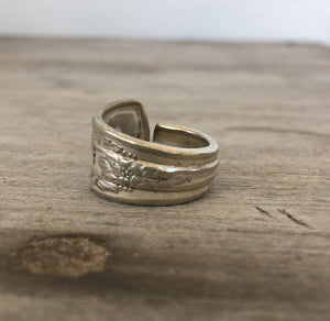 Spoon Ring - WANDER - CAMELIA - #4190