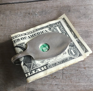 Spoon Guitar Money Clip Rogers Manufacturing Legion 1905