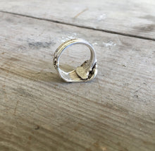 Sterling Reed & Barton Spoon Ring Side View