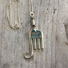 Fork Elephant Necklace - #4400
