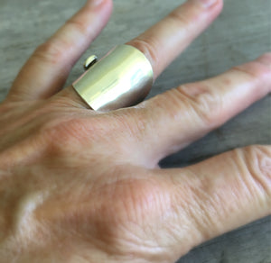 Spoon Cuff Ring - SHERATON - #4423