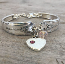 Spoon Link Bracelet Community Silverplate Milady