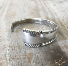 Spoon Cuff Bracelet William Rogers Manufacturing