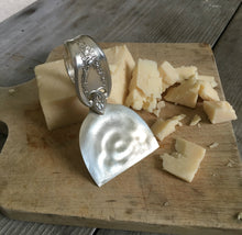 Spoon Cheese Knife Upcycled Old Colony Soup Spoon
