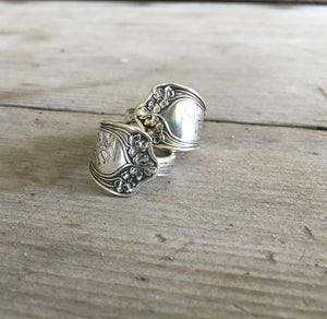 Sterling Silver Ring - GORHAM - VINE