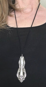 Spoon Handle Necklace – BLESSED - #4020